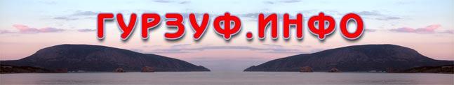 Гурзуфа карта крыма и гурзуфа вид со